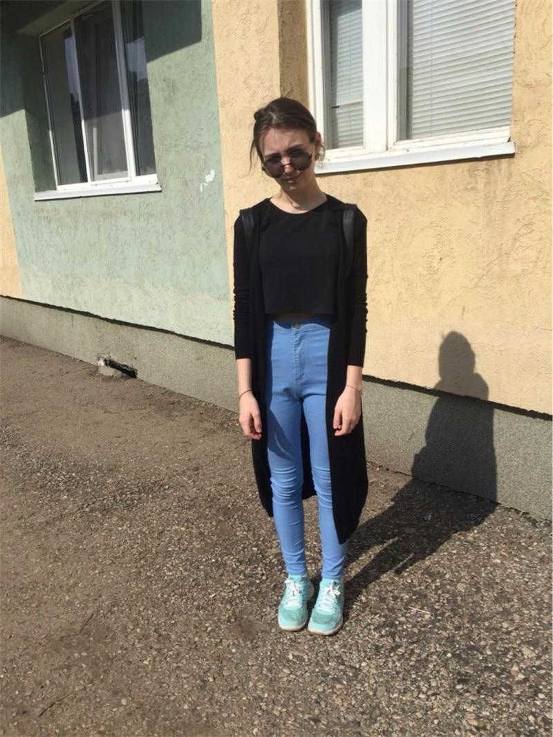 Skinny High Waist Slim Jeans 31