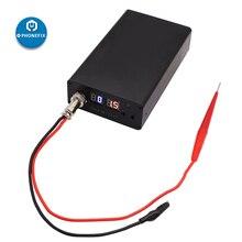 Fonekong shortkiller נייד טלפון קצר לוח האם שריפת זיהוי תיבת תיקון טכנאי קצר מעגל תיקון תיבה