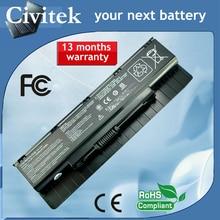 Nuova Batteria Del Computer Portatile per Asus N46 N46V N46VJ N46VM N46VZ N56 N56D N56V N56VJ N76 N76V A31-N56 A32-N56 A33-N56