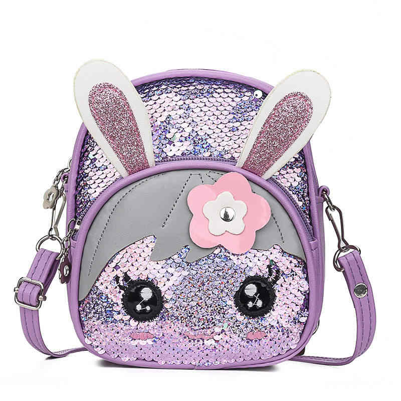 486da117be0 Cute Kids Girls Cute Sequin School Backpacks Fashion Girls Backpack ...