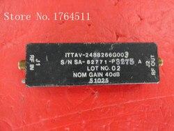 [BELLA] SA-82771-93275A G:40dB 15V SMA amplificatore di alimentazione