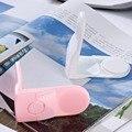 3 Unidades Bebé Dispositivo de Protección de Seguridad para Niños Cerradura Del Cajón Del Gabinete Cerraduras de Armario Rosa blanco