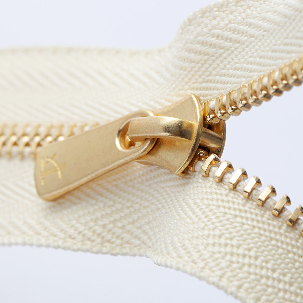 WUTA 5pcs Hot Sale High Quality 3#/5# Excella Zipper Slider Pulls YKK Gold Metal Slider Pull Metal Zipper Made in Japan/Hongkong