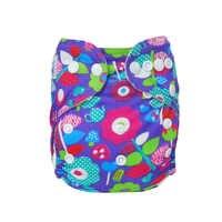 (20 Piece A Lot in Total) NewBorn Baby Cloth Diaper Pocket Diaper 10 Pieces + 10 Pieces NewBorn Microfiber Inserts