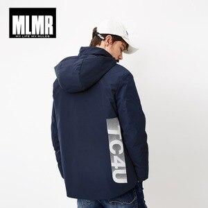Image 3 - MLMR hommes à capuche Parka manteau à capuche veste JackJones nouvelle marque homme 218309501