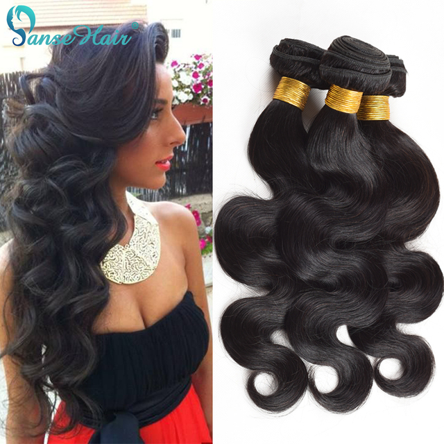 Malaysian virgin hair weave body wave bundles 3 bundle deals unprocessed Malaysia human hair wet and wavy beauty hair peerless
