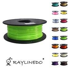 Light Green Color 1Kilo/2.2Lb Quality PLA 1.75mm 3D Printer Filament 3D Printing Pen Materials