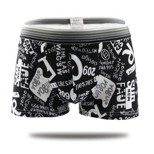 10 Pcs Set Boy's Printed Boxers Shorts Underpant
