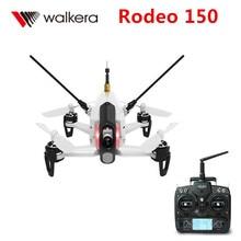 Walkera Rodeo 150 con DEVO 7 RTF Drone con Cámara 600TVL de Carreras de Control Remoto