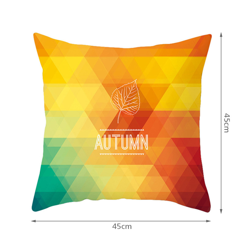 Fuwatacchi Geometric Printed Cushion Cover Colorful Diamond Star Throw Pillow Cover Soft Decorative Sofa Candy Pillow Case in Cushion Cover from Home Garden