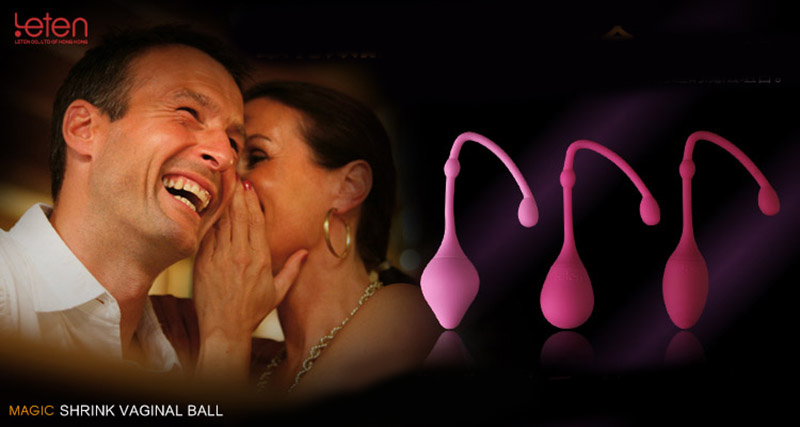 Magic Vaginal Dumbbell Leten alat sex toys wanita murah