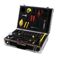Optical Fiber Construction Tool Kit Fiber Fusion Tools Optical Cable Construction Kit HRO- 25