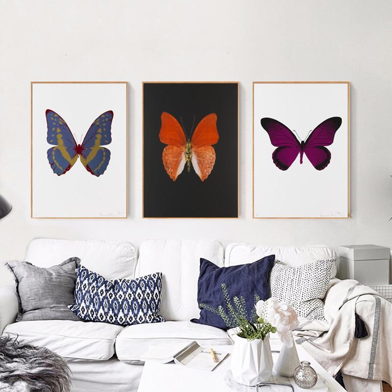 DAMIEN HIRST Canvas Piktura Dot Piktura të shtypura në Canvas - Dekor në shtëpi - Foto 2