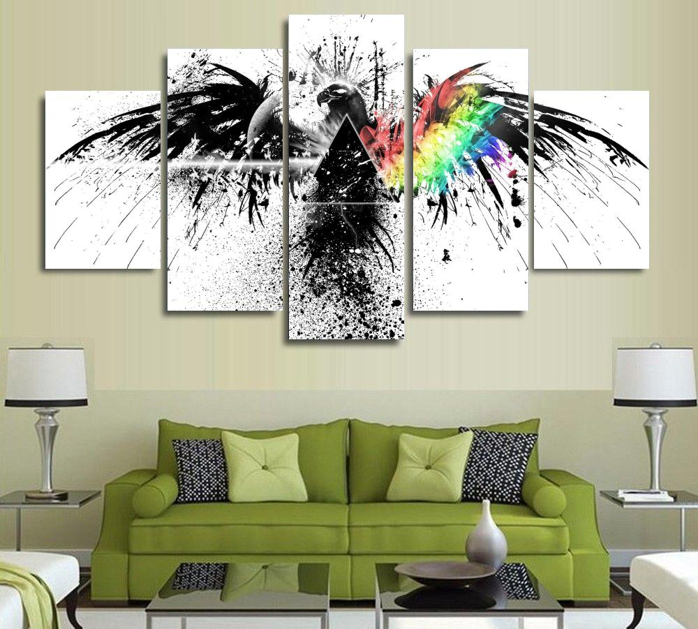 Pink Floyd Wall Art compare prices on rock art prints- online shopping/buy low price