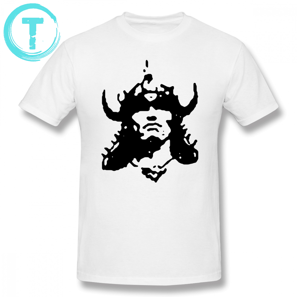7b409250ecc Conan The Barbarian T Shirt Barbarian T-Shirt Print Fun Tee Shirt Cotton  Short-Sleeve Streetwear Men Oversize Tshirt