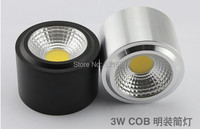 New 3W/5W/7W/10W/12W New Very Bright LED COB downlight Recessed LED Downlights Spot Light Lamp White/ warm white led