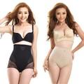 2016 Mujeres Body Shape Adelgaza Calzoncillos de Cintura Alta Bragas de Control Tummy Shape wear