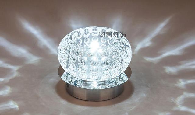 NEUE LED Kristall Korridor Lampe Kreative Scheinwerfer Eingangshalle Lichter Einfache Wohnzimmer Lampen