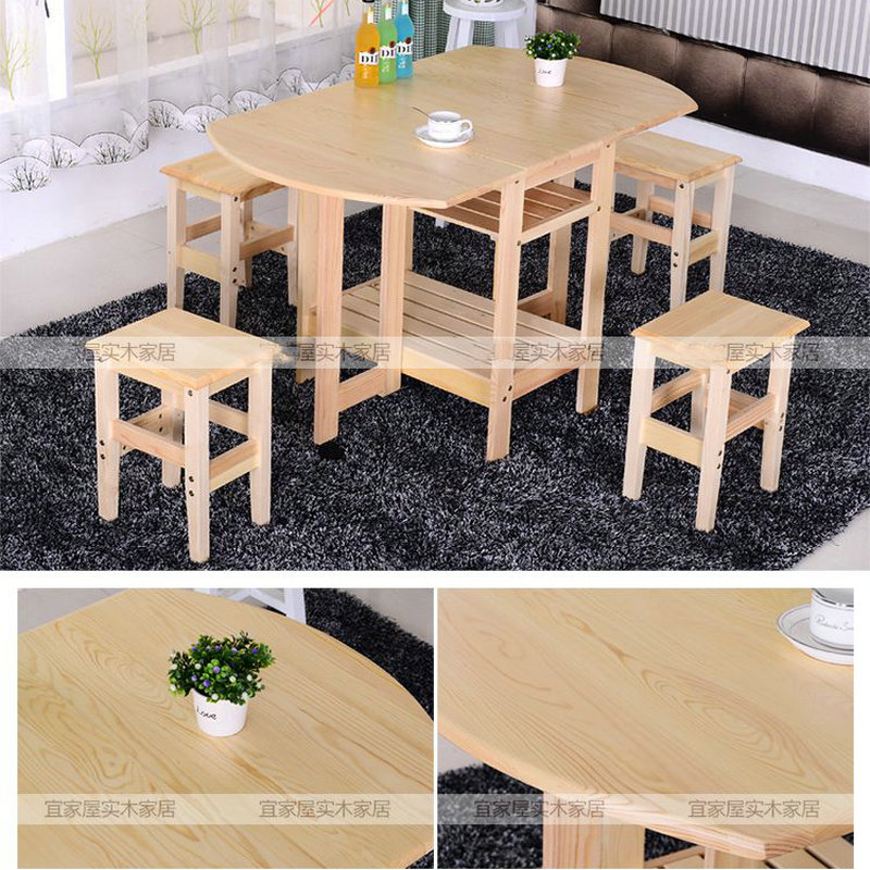 two chair dining table felt pads for hardwood floors semi circle foldable coffee with chairs no drawers pine solid wood living room furniture in tables from on