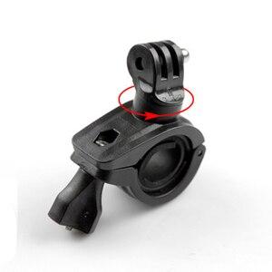 Image 2 - Для камеры Gopro Крепление для велосипеда крепление для велосипеда мотоцикла держатель для Go Pro Hero 9/87/6/5/4/3 + экшн подставка рамка зажим аксессуары