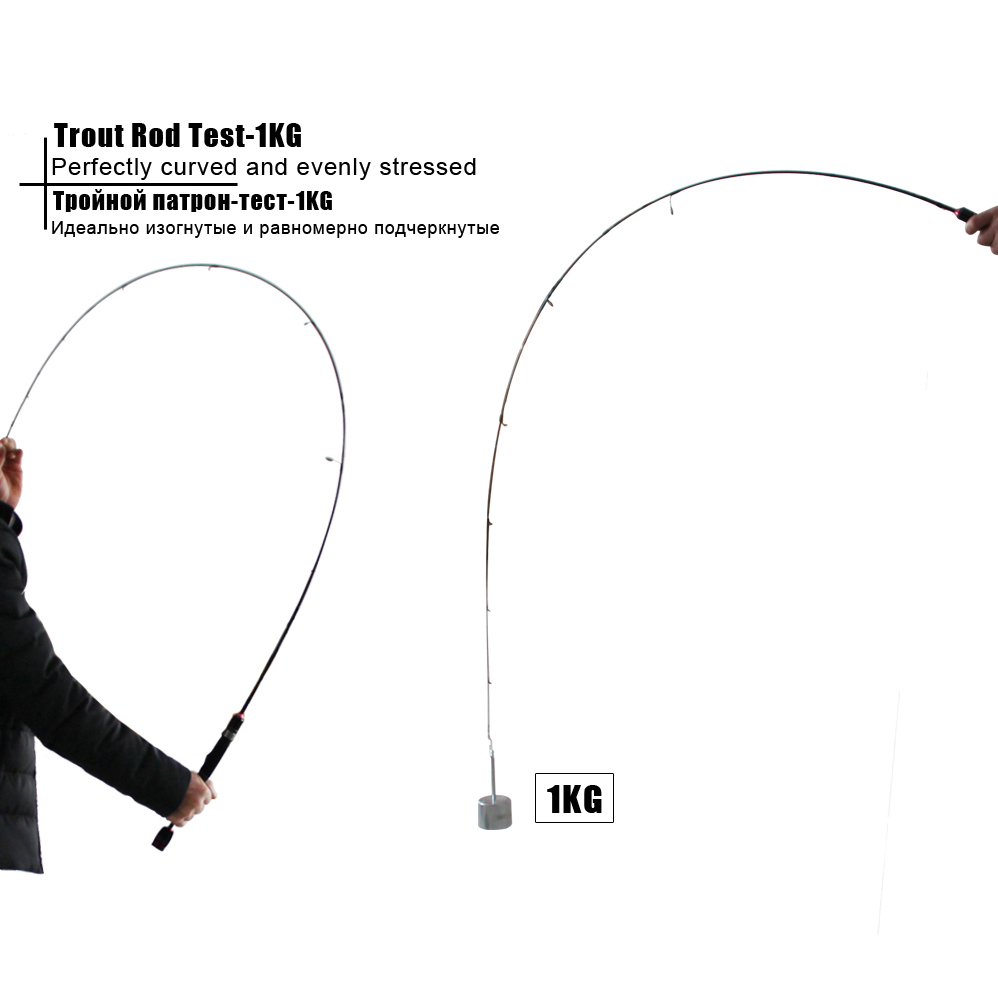 rosewood new baitcasting rod reel combo 1 8m fuji trout fishing rod and bait casting reel set with canvas travel tube in rod combo from sports  [ 998 x 999 Pixel ]