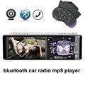 Nuevo 4.1 ''TFT HD radio de Coche bluetooth Reproductor MP5 12 V Coche Audio Video MP5 USB FM soporte de Cámara trasera W/Control Remoto de Dirección Control