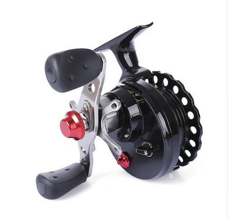 Hot Sale DWS60 4 1BB 2 6 1 65MM Fly Fishing Reel Wheel with High Foot Fishing Reels Left Right Hand Fishing Reel Wheels YL 07 in Fishing Reels from Sports Entertainment