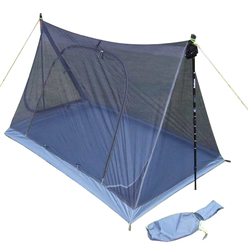 Eisman AXEMAN Lightweight Double Layer Gauze Breathable Summer With Mosquito Tent Canopy Can Use