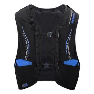 Image 3 - AONIJIE C950 5L Advanced Skin Backpack Hydration Pack Rucksack Bag Vest Harness Water Bladder Hiking Running Marathon Race