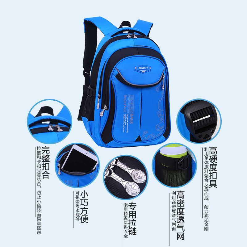 Disputent детские школьные рюкзаки для девочек и мальчиков водонепроницаемый детский школьный рюкзак