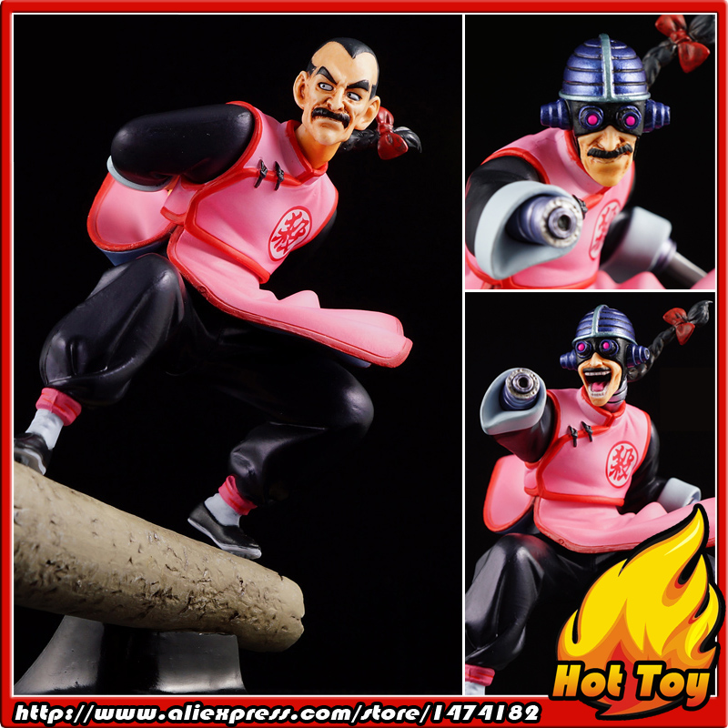100% Original Banpresto Scultures BIG Zoukei Tenkaichi Budoukai 2 Vol.4 Collection Figure - Tao Pai Pai from