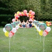 Bruiloft Decoratie Ballonnen Accesoires Ballonnen Stand Ballon Houder Kolom Stok Ballon Baby Shower Kids Birthday Party Decor 5