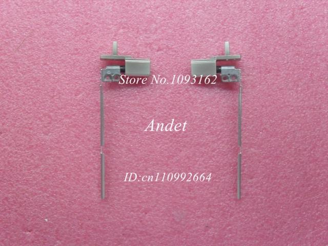 Novo original para lenovo thinkpad t410 t410i kit lcd dobradiças l & r conjunto 60y5466 60y5467 45n5951 45n5950