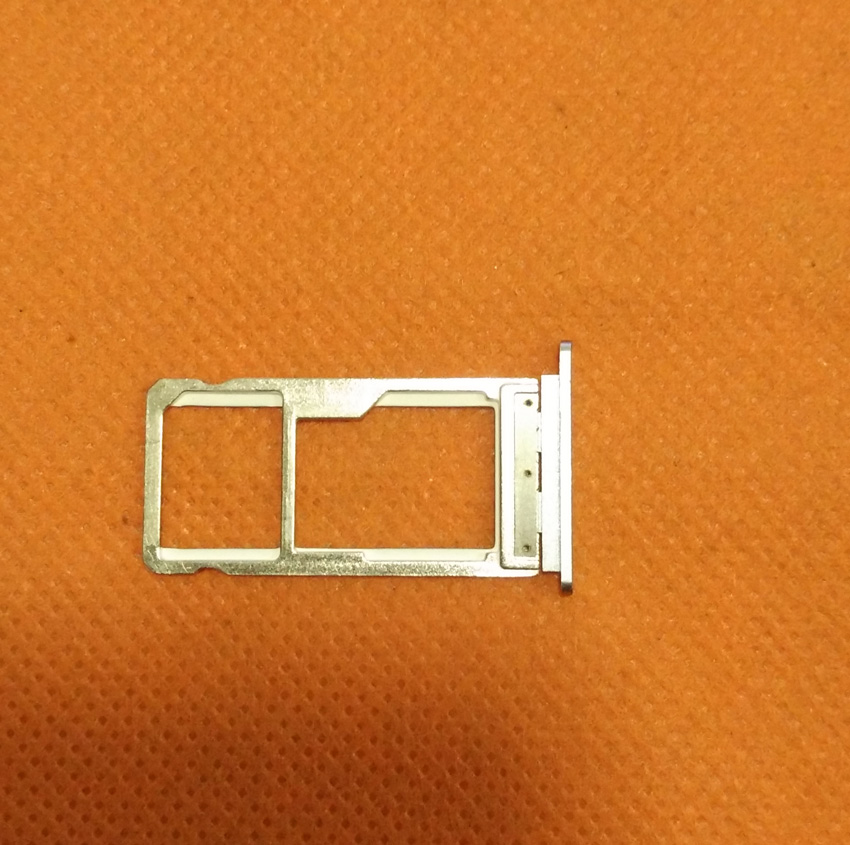 Original Sim Card Holder Tray Card Slot for UMI Z MTK Helio X27 Deca Core 5.5 FHD 1920x1080 Free Shipping