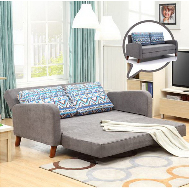 260309 1 7 M Home Multi Function Sofa Foldable Double Use High