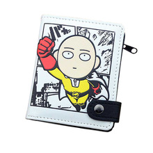 Colorful One Punch Man Wallets