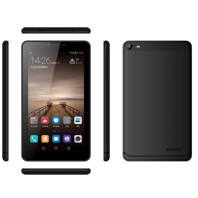 2019 7 インチのアンドロイド 6.0 タブレット Pc 3 グラム Sim 電話 1024*600 画面クアッドコア MTK8321