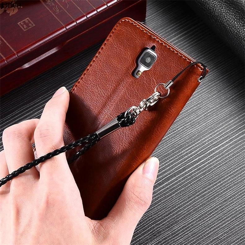 Xiaomi 4 Mi4 korthållare fodral för Xiaomi Mi4 M4 Pu läderfodral - Reservdelar och tillbehör för mobiltelefoner - Foto 5
