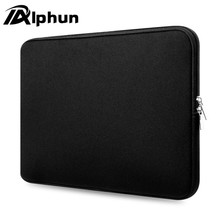 Alphun Fasion Laptop Bag Zipper Laptop Sleeve Case For 15.6 inch 15 inch 13 inch 11 inch Notebook Bag protector for Laptop PC