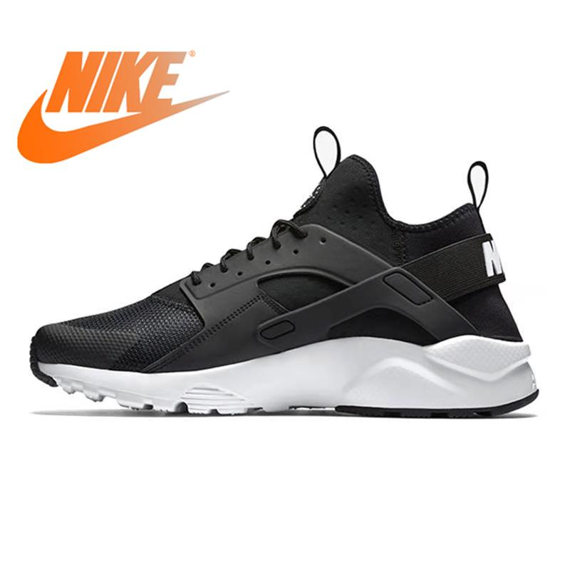1c582a5e Original Authentic NIKE AIR HUARACHE Cushioning Mens Running Shoes Low-top  Sports Outdoor Breathable Sneakers Classic