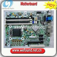 100% Working Laptop Motherboard for HP 6300 Pro SFF Q75 chip 657239-001 656961-001 Series Mainboard,System Board