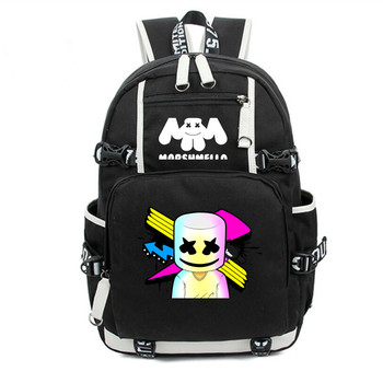 Рюкзак Marshmello черный