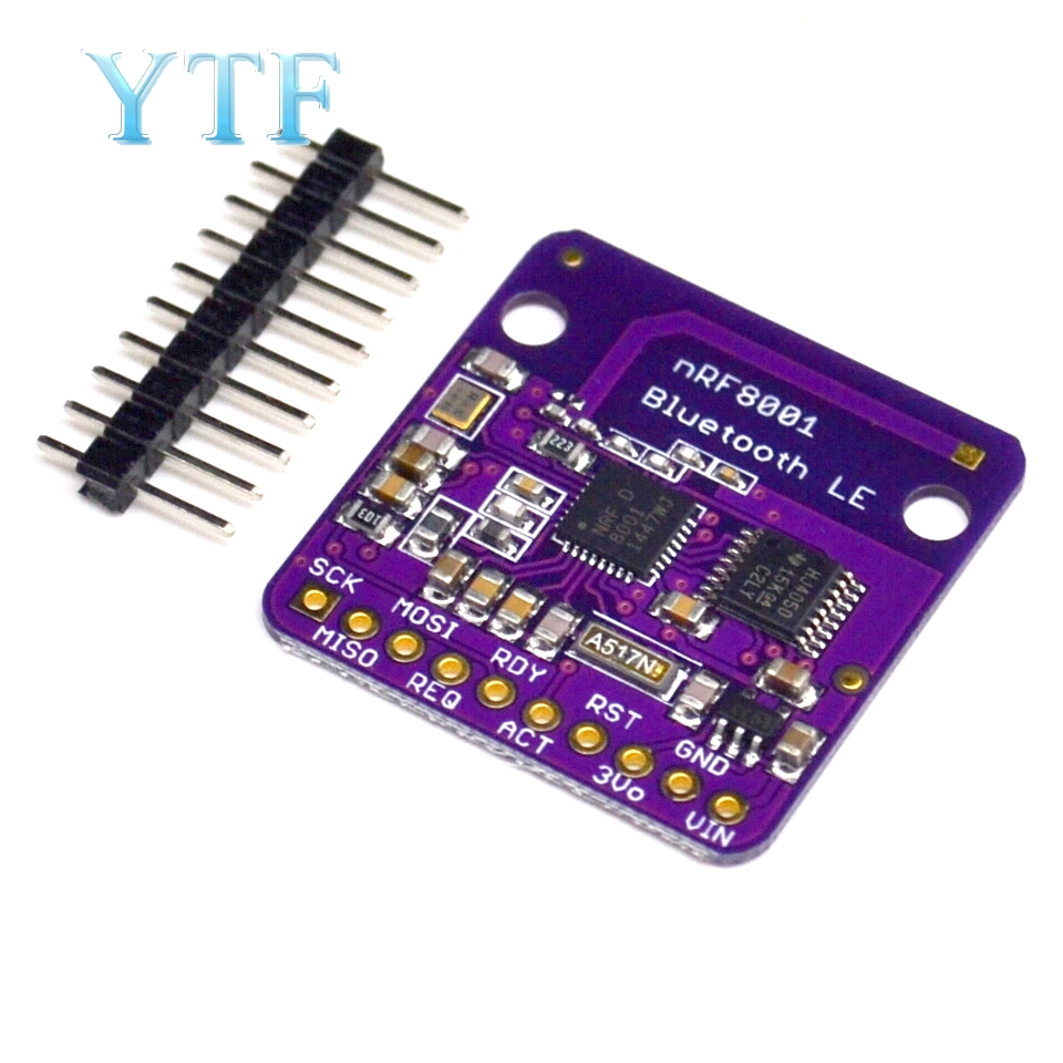 CJMCU-801 NRF8001 Bluetooth Low Power 4.0 Protocol Bluefruit-LE Development Board