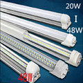 T8 lamp 4ft 1200mm G13 energy saving for existing fluorescent fixture 120leds SMD2835 24W 4FT LED TUBE  4pcs/lot