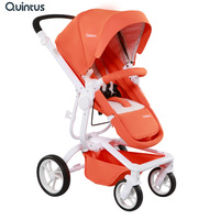 German Baby Carriage High Landscape Can Be Sitting On A Light Folding Two Way Sleeping Baby