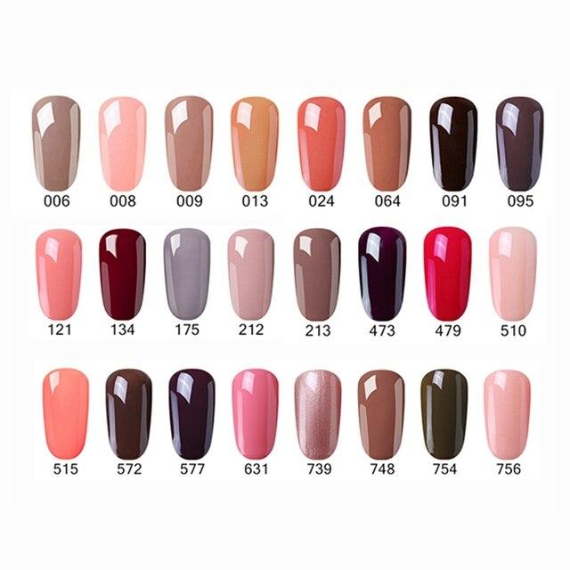 Elite99 15ml Nude Farbe Serie UV Gel Nagellack Tränken Weg Basis Keine Wischen Top Nagel Gel Polnisch Vernis für Nagel Make-Up Gel Lack