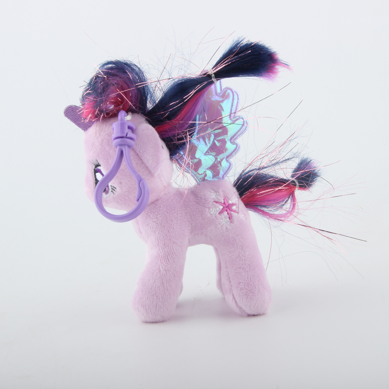 Ty Beanie Boos Purple Horse Plush Doll Toys Unicorn Twilight Sparkle  Stuffed Animal Doll Key Chain-in Stuffed   Plush Animals from Toys    Hobbies on ... 9afcb02bd4c0