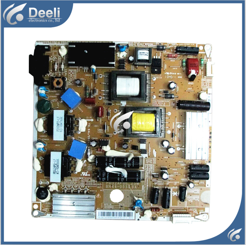 good Working original used for power supply board UA32C4000P BN44-00349A PSLF900B01A BN44-00348A 95% new used board good working original for power supply board la40b530p7r la40b550k1f bn44 00264a h40f1 9ss board
