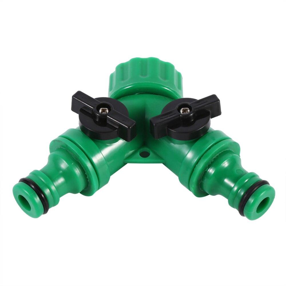 Plastic hose pipe tool way adapter y connector adaptor