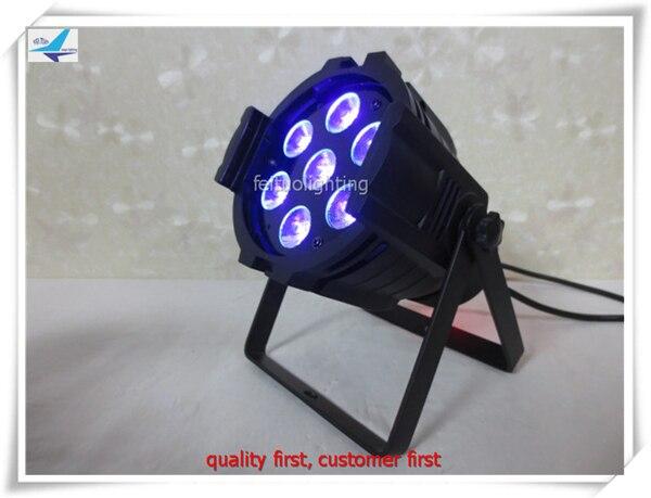 30lot Professional sound equipment led par64 light 7x18w rgbaw uv par light effect 30lot professional sound equipment led par64 light 7x18w rgbaw uv par light effect